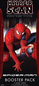 Spider-Man - Advertisement Flyer - Front