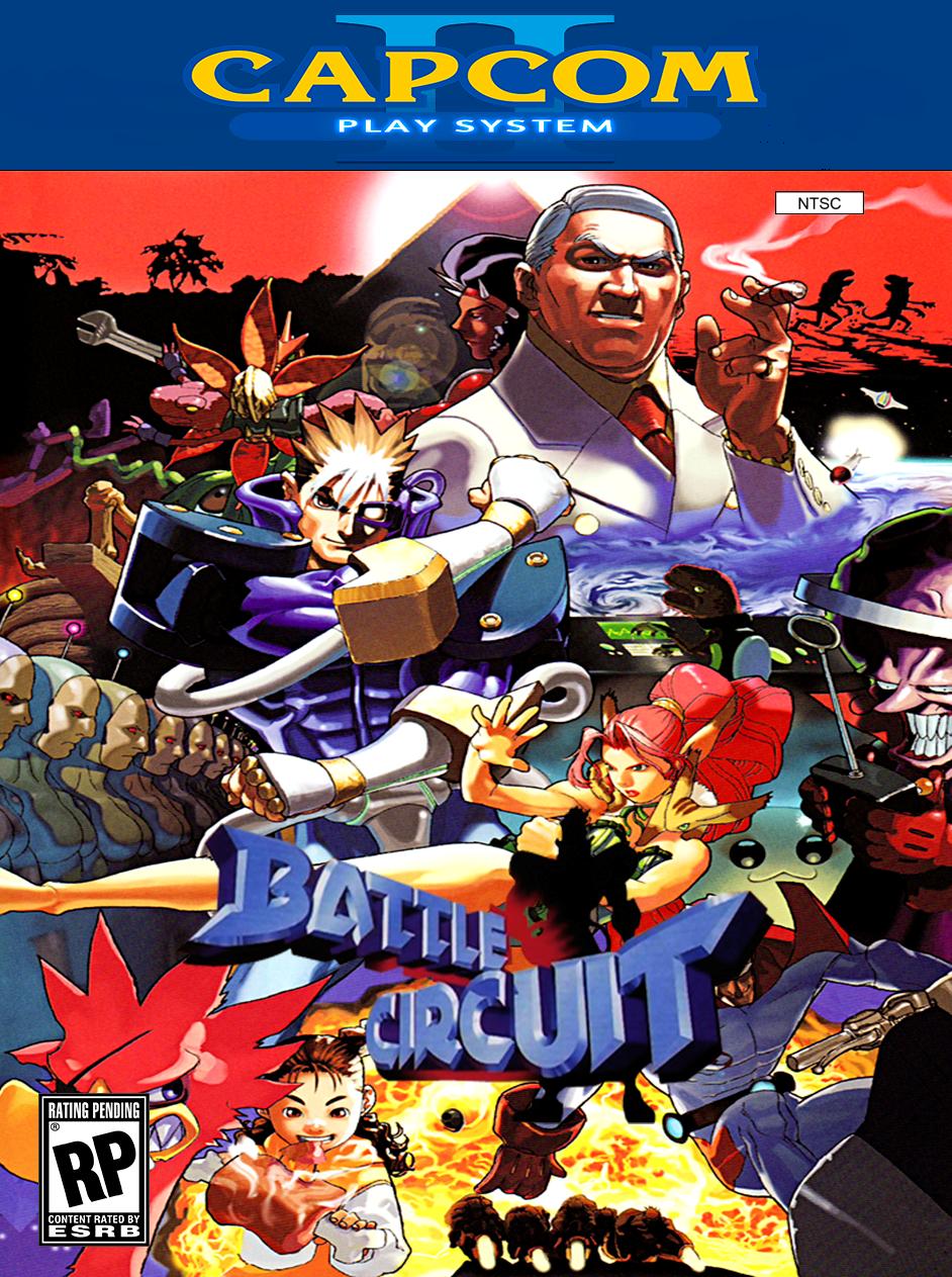 Battle Circuit Details Launchbox Games Database
