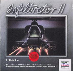 Infiltrator II: The Next Day