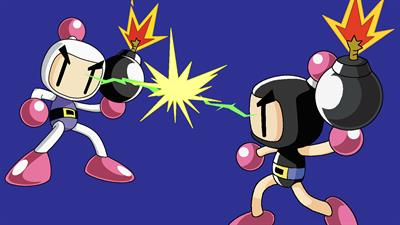 Bomberman Generation - Fanart - Background