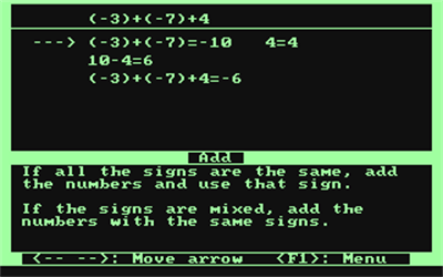 Alge-Blaster! - Screenshot - Gameplay