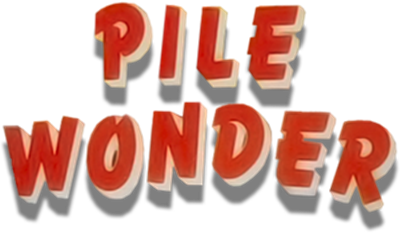 Pile Wonder - Clear Logo