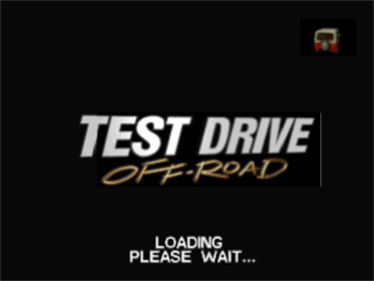 Test Drive: Off-Road - Screenshot - Game Title