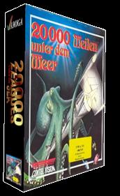 20000 Leagues Under the Sea - Box - 3D
