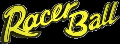 Racer Ball - Clear Logo