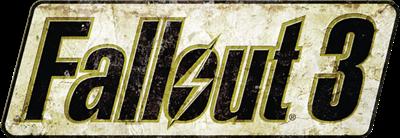 Fallout 3 - Clear Logo