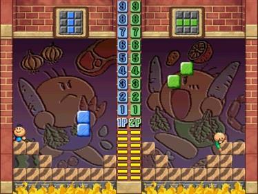 Zoku Gussun Oyoyo - Screenshot - Gameplay