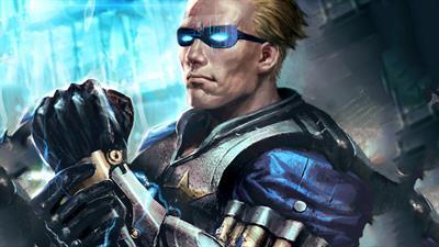 Captain Commando - Fanart - Background