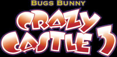 Bugs Bunny: Crazy Castle 3 - Clear Logo