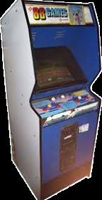 '88 Games - Arcade - Cabinet