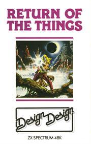 Return of the Things