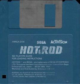 Hot Rod - Disc