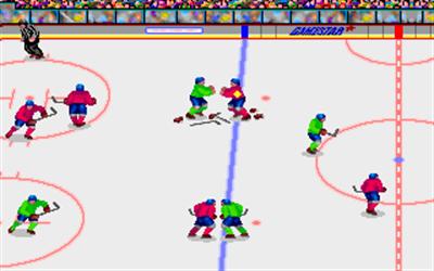 Face Off! - Screenshot - Gameplay