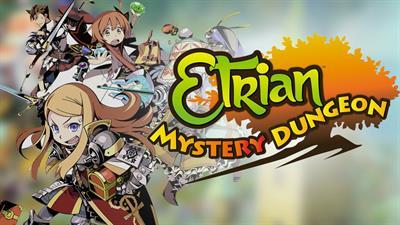 Etrian Mystery Dungeon - Fanart - Background