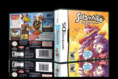 Solatorobo: Red the Hunter - Box - 3D