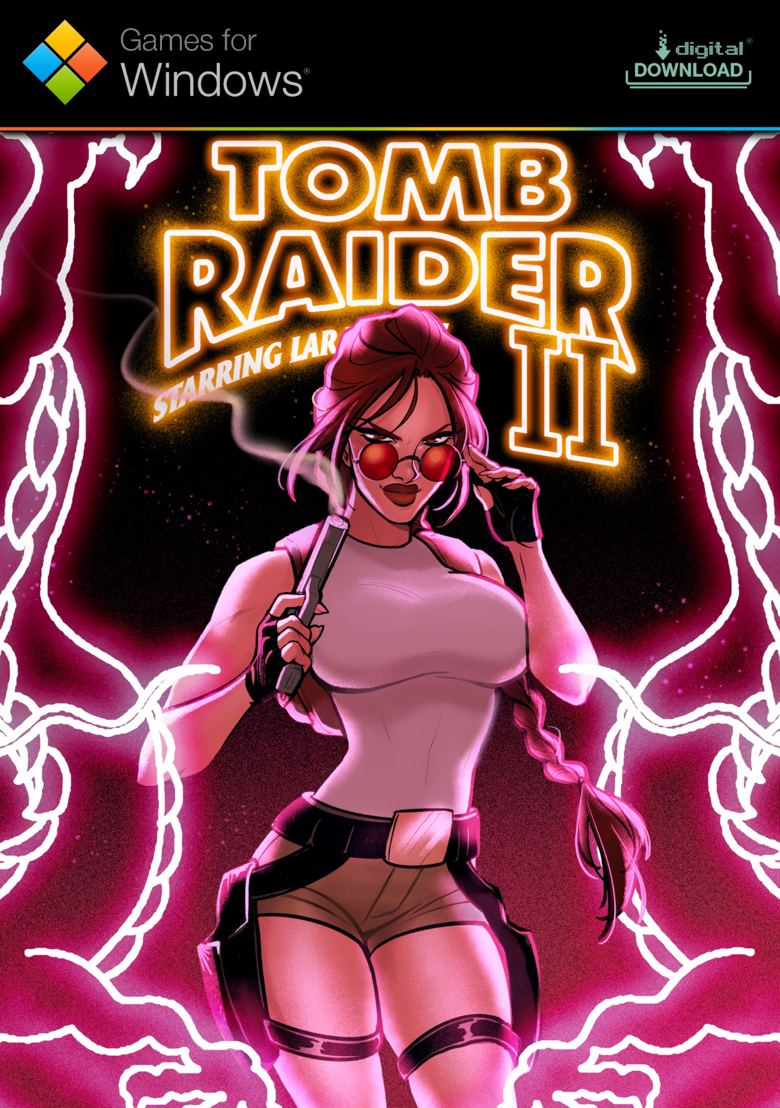Tom Raider: The Dagger of Xian - Tomb Raider 2 Remake by
