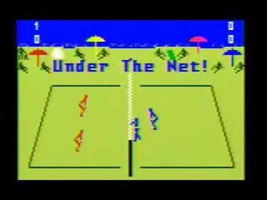 Spiker! Super Pro Volleyball - Screenshot - Gameplay