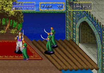 Arabian Magic - Screenshot - Gameplay