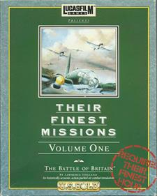 Their Finest Missions: Volume One