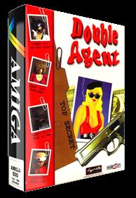 Double Agent - Box - 3D