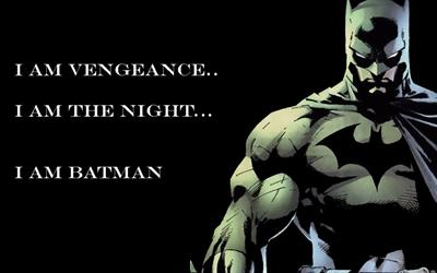 Batman Vengeance - Fanart - Background