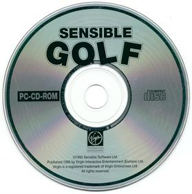 Sensible Golf - Disc