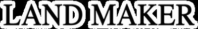 Land Maker - Clear Logo