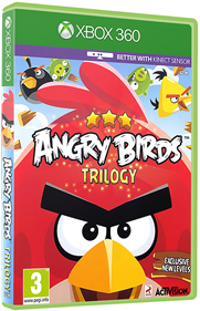 Angry Birds Trilogy - Box - 3D