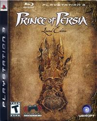 Prince of Persia (2008) Limited Edition