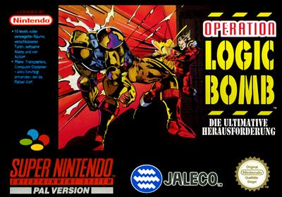 Operation Logic Bomb: The Ultimate Search & Destroy - Box - Front