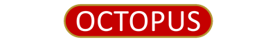 Octopus  - Clear Logo