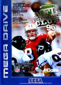 NFL Quarterback Club 96 - Box - Front
