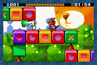 Digimon Battle Spirit - Screenshot - Gameplay