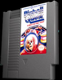 Pinball Quest - Cart - 3D