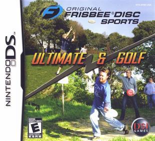 Original Frisbee Disc Sports: Ultimate & Golf
