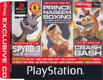 Official UK PlayStation Magazine: Demo Disc 65