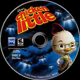 Chicken Little - Disc