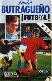 Emilio Butragueoo Futbol