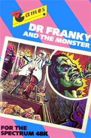 Dr. Franky and the Monster