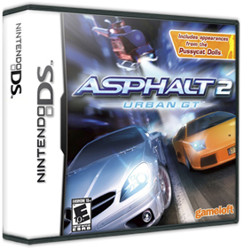Asphalt: Urban GT 2 - Box - 3D