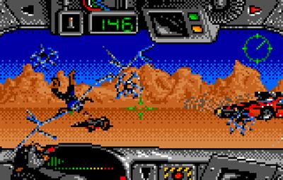 Battle Wheels - Screenshot - Gameplay