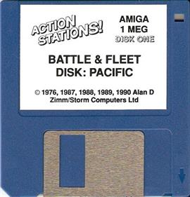 Action Stations! - Disc