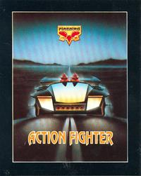 Action Fighter - Box - Front