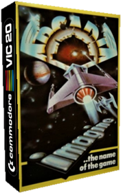 Arcadia - Box - 3D