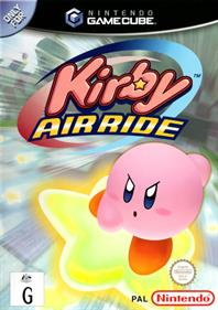 Kirby Air Ride - Box - Front