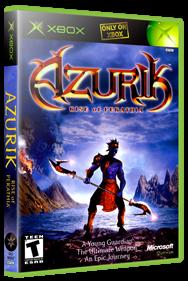 Azurik: Rise of Perathia - Box - 3D
