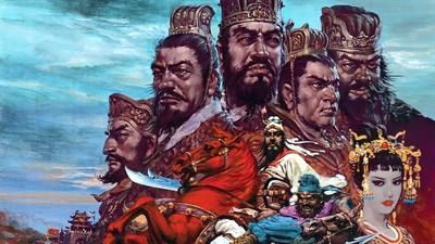 Romance of the Three Kingdoms II - Fanart - Background