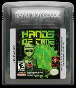 Hands of Time - Fanart - Cart - Front
