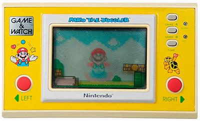 Mario the Juggler - Cart - Front