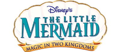 The Little Mermaid: Magic in Two Kingdoms - Clear Logo